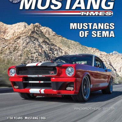 Mustang Times Cover - January 2016