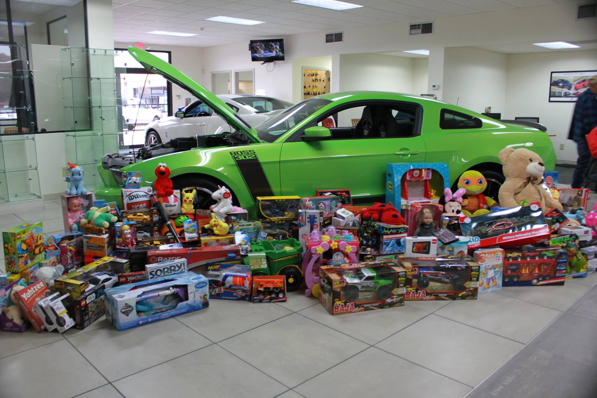 Mustang Club Of America >> 2016 NEGMC Toys for Tots Shopping Trip – Northeast Georgia Mustang Club