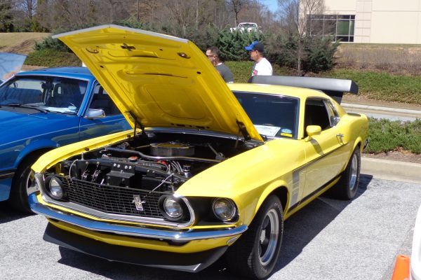 2017 Mustangs Unlimited Negmc Spring Pony Round Up Car Show