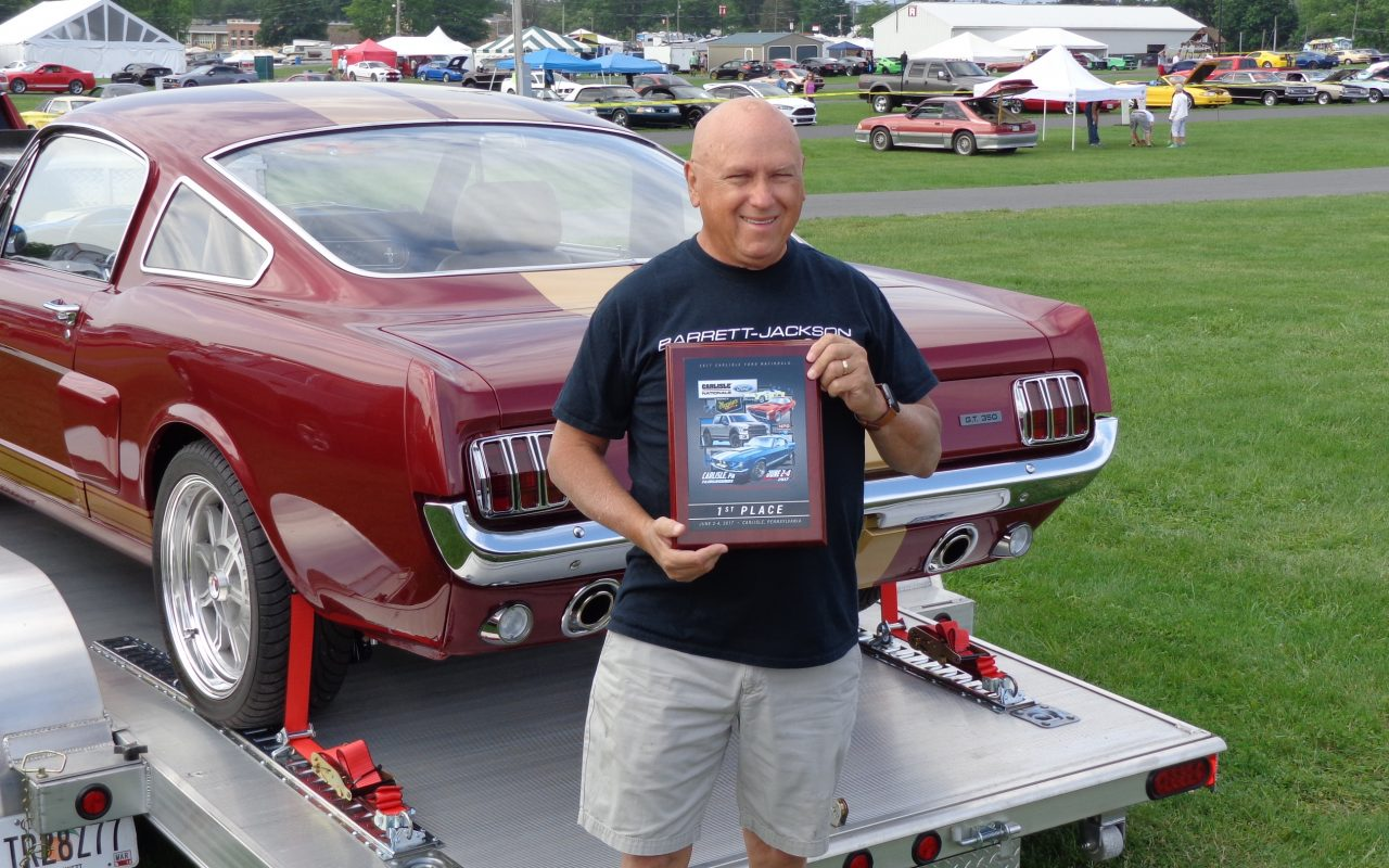 Carlisle Ford National Show Results Northeast Georgia Mustang Club