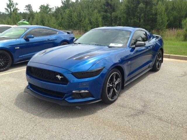 Car Show Northeast Georgia Mustang Club