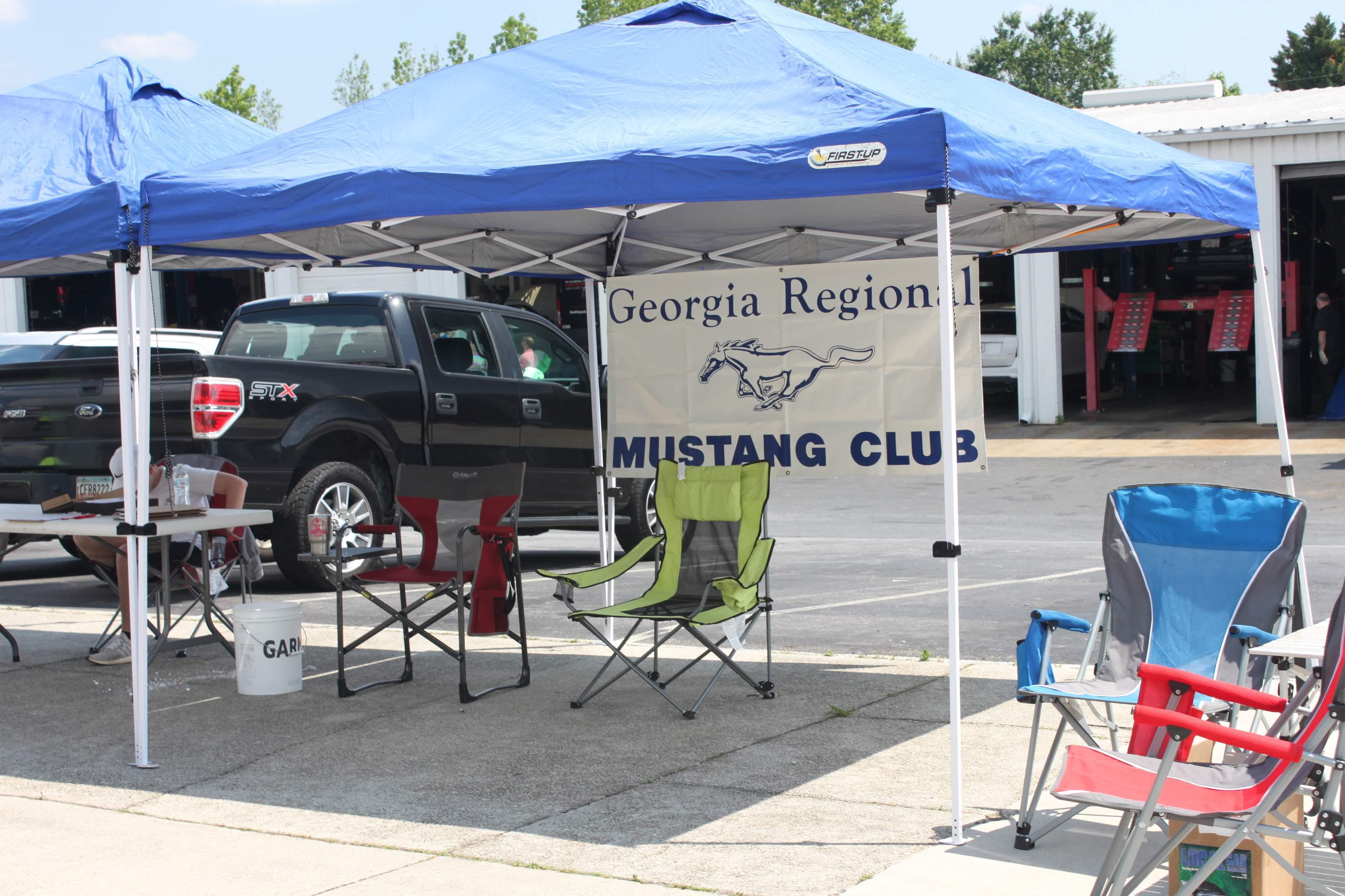 Car Show – Northeast Georgia Mustang Club